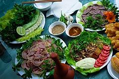 Bê Thui Cầu Mống món ngon hấp dẫn tại Đà Nẵng
