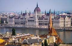 Budapest - viên ngọc của dòng Danube