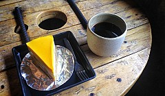 Cà phê theo phong cách của người Thái Lan khi đến với Chiang Mai.