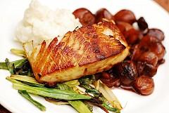 Cá tuyết vị ngon, chắc thịt ở Canada