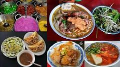 Các địa điểm ăn uống ở Huế càng ăn càng mê