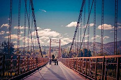 Cầu Treo Kon K'lor - Nét Chấm Phá Nơi Núi Rừng Tây Nguyên