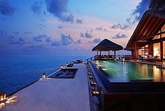Chiêm ngưỡng những resort đẳng cấp nhất ở Maldives