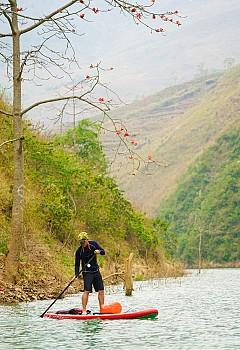Chiêm ngưỡng vẻ đẹp hoang sơ của hẻm vực sâu nhất Đông Nam Á ở Hà Giang