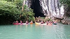 Chinh phục hang Tối, Quảng Bình