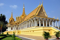 Có gì hấp dẫn tại cung điện Hoàng gia Campuchia
