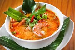 Điều gì làm nên một bát súp mì Thái ngon