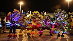 Du lịch Đà Nẵng tham dự lễ hội sắc màu châu Á