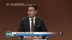 """GĐ Nguyễn Văn Tài đồng hành cùng chương trình """"CEO – Chìa khóa thành công"""""""