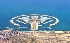 Quần đảo có một không hai trên thế giới khí tới Dubai