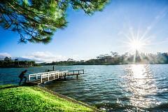 Hồ Xuân Hương – Viên Ngọc Xanh Giữa Lòng Đà Lạt