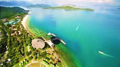 Hòn Tằm - Đảo Xanh Giữa Vịnh Nha Trang