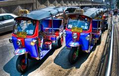 Hướng dẫn giao thông ở Bangkok của Thái Lan