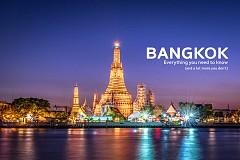 Khám phá BangKok - vẻ đẹp sang trọng hấp dẫn du khách