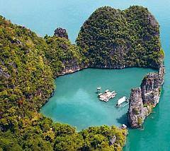 Khám phá quần đảo thiên đường Mergui của Myanmar