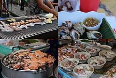 Không thể bỏ lỡ thiên đường ăn vặt ở chợ đêm cuối tuần Krabi của Thái Lan