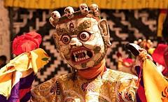Lễ múa quỷ ở đất nước Bhutan hạnh phúc