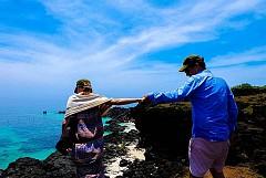 Lý Sơn, hòn đảo cho phép du khách nước ngoài tham quan