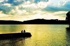 Mênh Mông Biển Hồ