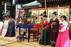 Nét văn hóa đặc trưng quyến rũ du khách thập phương của Hàn Quốc