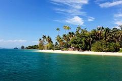 Ngabali, bãi biển đẹp nhất ở Myanmar