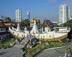 Ngắm nhìn những ngôi chùa thu hút nhiều du khách nhất ở Thái Lan