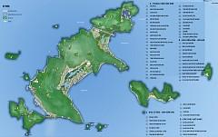 nhiều công ty đầu tư cho côn đảo để làm gi?