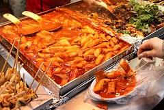 Những con phố ẩm thực nổi tiếng nhất Hàn Quốc