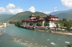 Những công trình kiến trúc đẹp ở Bhutan