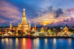 Những địa điểm thú vị tại Thái lan