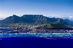 Núi Bàn, biểu tượng của Nam Phi