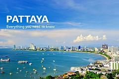 Pattaya ThaiLan thiên đường không ngủ yên