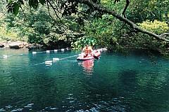 Sông Chày, Hang Tối, Suối Mọoc Quảng Bình - điểm đến độc-lạ