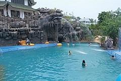 Suối khoáng nóng núi thần tài đã có Onsen Nhật Bản