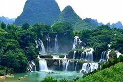 Thác Bản Giốc lọt top 10 thác nước đẹp nhất thế giới