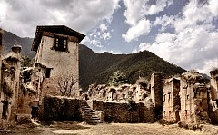 Tham quan di tích Drukgyel Dzong