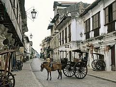 Thành phố cổ Vigan giữa lòng Philippines