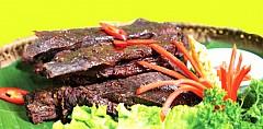 Thịt Trâu Gác Bếp Mộc Châu - Đặc Sản Vùng Tây Bắc