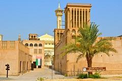 Tìm lại Dubai Cổ Kính Qua Góc Phố Cổ Al Bastakiya