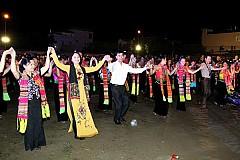 Tưng bừng Tuần văn hóa du lịch Mường Lò và kỉ niệm 45 năm thành lập thị xã Nghĩa Lộ