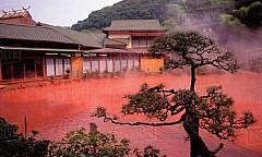 Vẻ đẹp thị trấn Beppu, thủ đô suối nước nóng của Nhật Bản