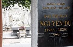 Về Tiên Điền, thăm khu di tích Đại thi hào Nguyễn Du