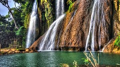 Viết nên huyền thoại về dòng thác Dải Yếm