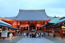Asakusa Kannon - Ngôi Đền Cổ Linh Thiêng