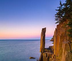 Bay of Fundy, khung cảnh thiên nhiên hoang sơ nhưng đẹp mê lòng