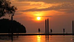 Bình Minh Trên Bãi Biển Railay [Phần 1]