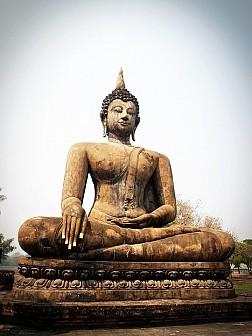 Bộ ảnh bình minh ở Cố Đô Sukhothai Thái Lan
