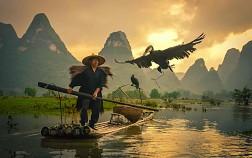 Bức tranh sơn thủy hữu tình của Dòng sông Li Giang, Quế Lâm