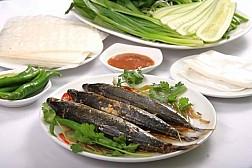 Cá Nực Hấp Phú Yên - Đậm Đà Dân Dã Vùng Thôn Quê