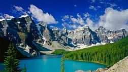 Canadian Rockies hùng vỹ